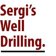 Sergi's Well Drilling