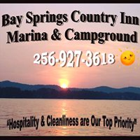 Bay Springs Country Inn Marina & Campground