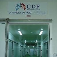 GDF Matériel d'équipement