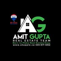 A 4 Apple - Amit Gupta Full-Time Realtor with Re/Max House Of Real Estate