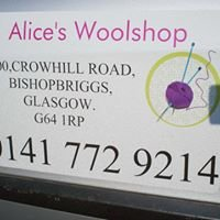 Alice's Wool Shop