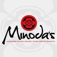 Minoda's Japanese Steak House, Sushi Bar & Izakaya