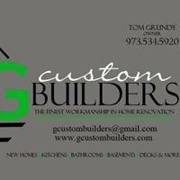 G Custom Builders