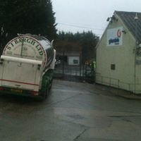 Glanbia Cheese, Llangefni in Anglesey.