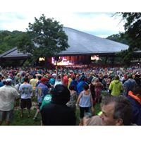Blossom Music Center Cuyahoga Falls Ohio