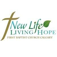 First Baptist Calgary