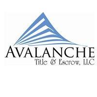 Avalanche Title & Escrow