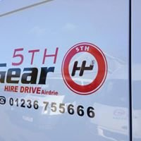 5th Gear Hire Drive