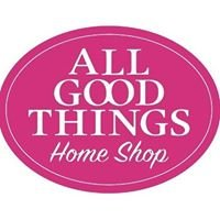 All Good Things Home Shop