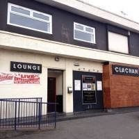 The Clachan bar