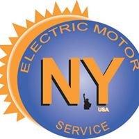 NY Electric Motor Service
