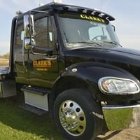 Clark's Towing -Thedford Ontario & Vinyl Lettering