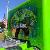 Bowles Farms Cornfield Cadillacs Truck Show