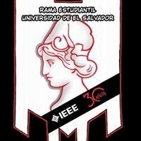 IEEE UES - Rama Estudiantil IEEE Universidad de El Salvador