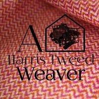 A Harris Tweed Weaver