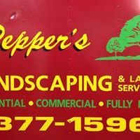 Pepper's Landscaping and Lawn Service Inc