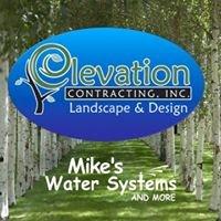 Elevation Contracting Landscape & Design Inc.