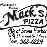 Mack's Pizza of Stone Harbor