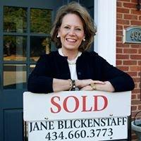 Jane Blickenstaff - Lynchburg, VA Real Estate