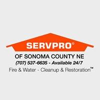 Servpro of Sonoma County NE