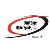 Vintage Motorsports, Inc.