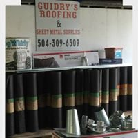 Guidrys Roofing and Siding