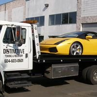 Distinctive towing