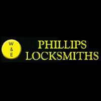 W & E Phillips Locksmiths Inc