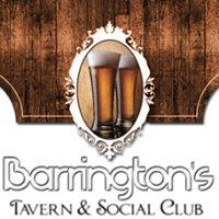 Barrington's Tavern & Social Club