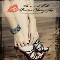 Kiss and Tell Boudoir Photography