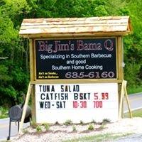 Big Jim's Bama Q