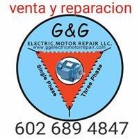 G&G electric motor repair
