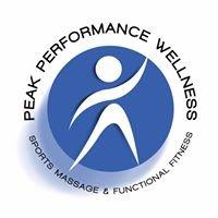 Peak Performance Wellness, LLC