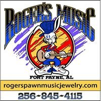 Rogers Pawn, Music & Jewelry