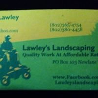 Lawley's Landscaping