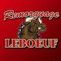 Remorquage leboeuf
