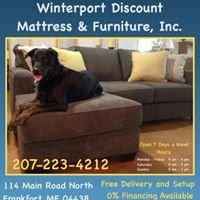 Winterport Discount Mattress & Furniture
