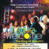New Covenant Assembly, Calgary AB
