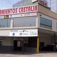 Rodamientos Castalia suministros industriales SL