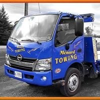 Menard Towing and recovery specialist