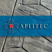 Concretos decorados e Impermeabilizaciones - Aplitec
