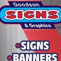Goodson Signs