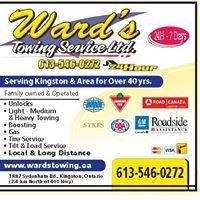 Ward's Towing Service Kingston