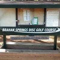 Brahan Springs Disc Golf Course