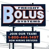 Bolus Freight Systems