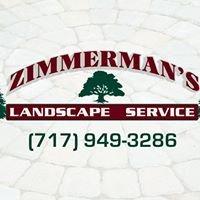 Zimmerman's Landscape Service