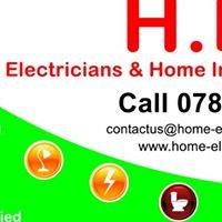 H.E.R Electricians & Home Improvements