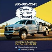 Brian's Towing