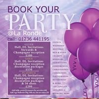 La Ronde Bar & Function suite