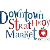 Downtown Strathroy Market